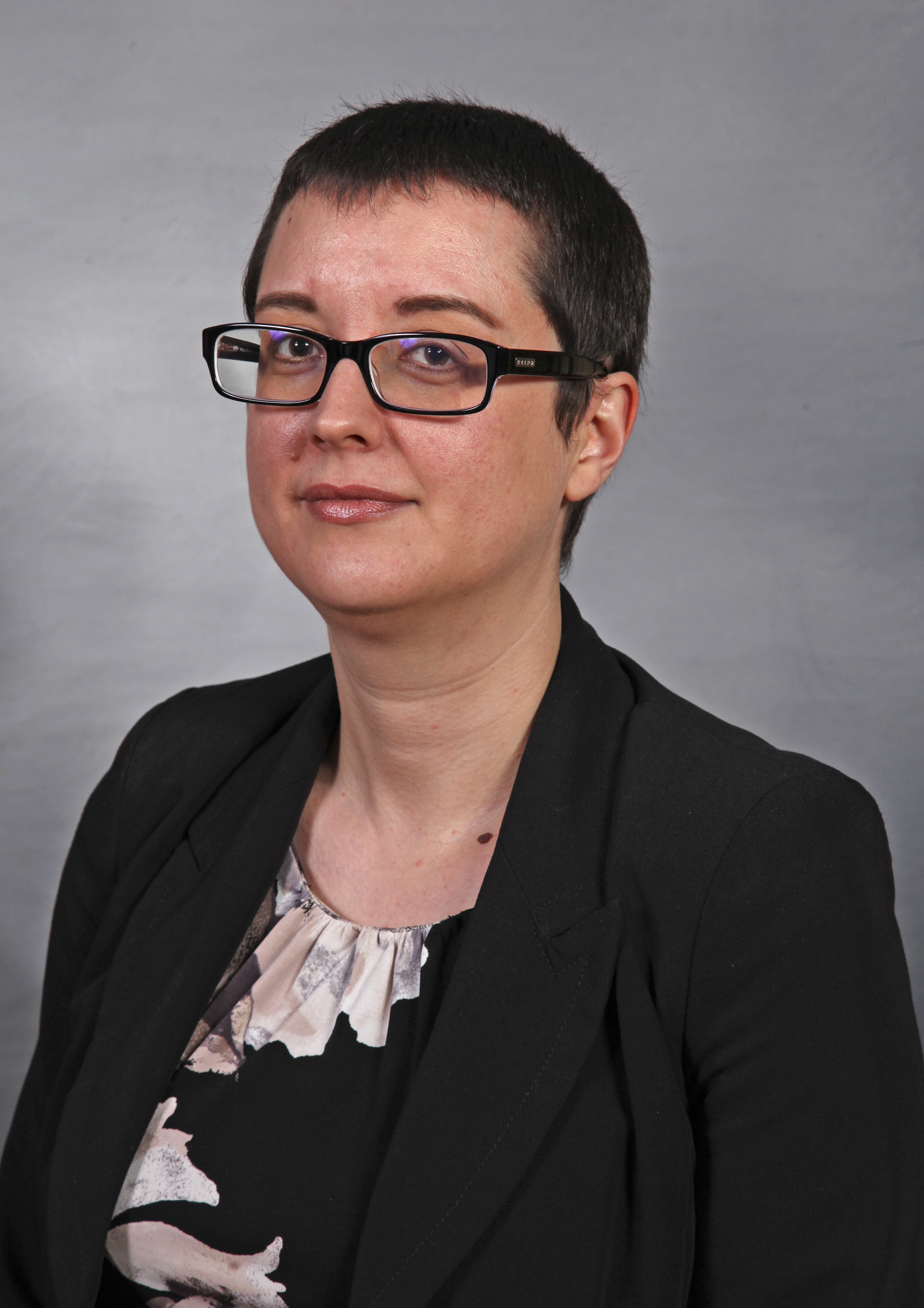 Louisa Clarke - Director of Finance and Deputy Chief Executive
